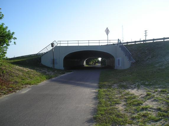 ALT US 19 Underpass