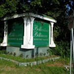 Pinellas Trail - Belleview Biltmore Sign