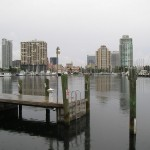 Downtown St. Petersburg Skyline