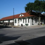 Tarpon Springs Train Depot
