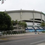 Tropicana Field - downtown St. Petersburg