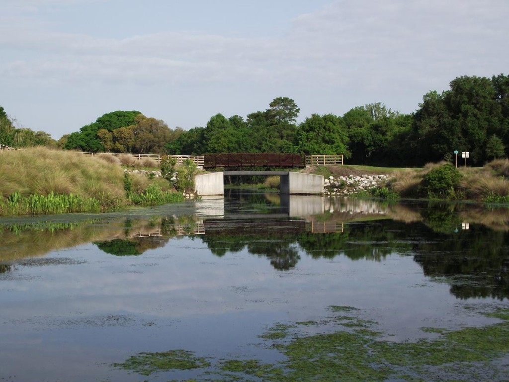 Kapok Park Extension - Alligator Creek Bridge