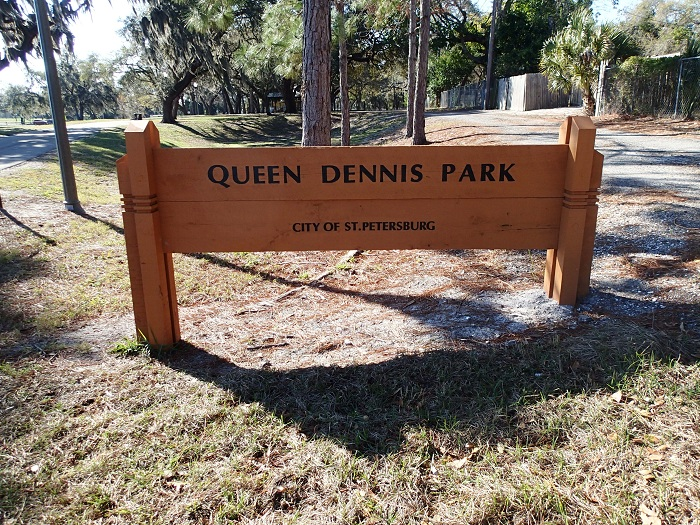 Skyway Trail Extension - Queen Dennis Park