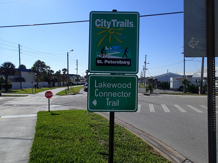 Skyway Trail Extension - Lakewood Connector Trail