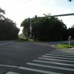 Ream Wilson Trail - NE Coachman Intersection