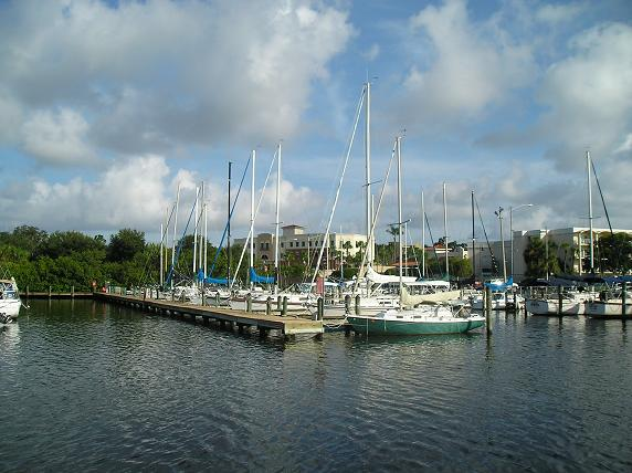 Safety Harbor - Marina