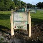 Ream Wilson Trail - Signage