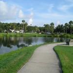 Ream Wilson Trail - Pond