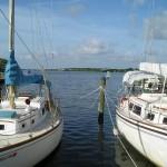 Safety Harbor - Boats At Dock
