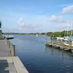 Safety Harbor - Marina looking South