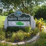 Safety Harbor - Welcome Sign