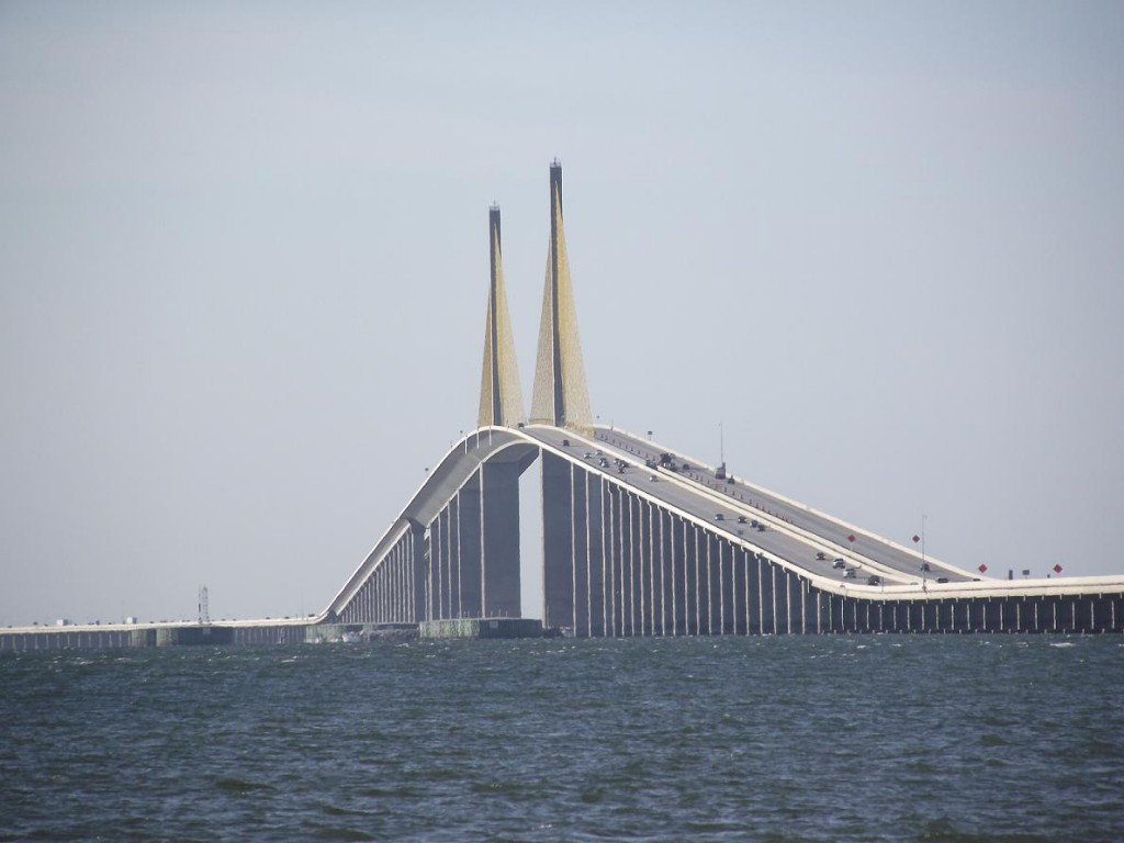 Skyway Trail - Sunshine Skyway Bridge
