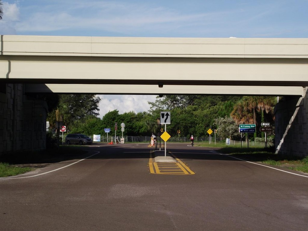 Skyway Trail - US Hwy 19/I-275 Underpass