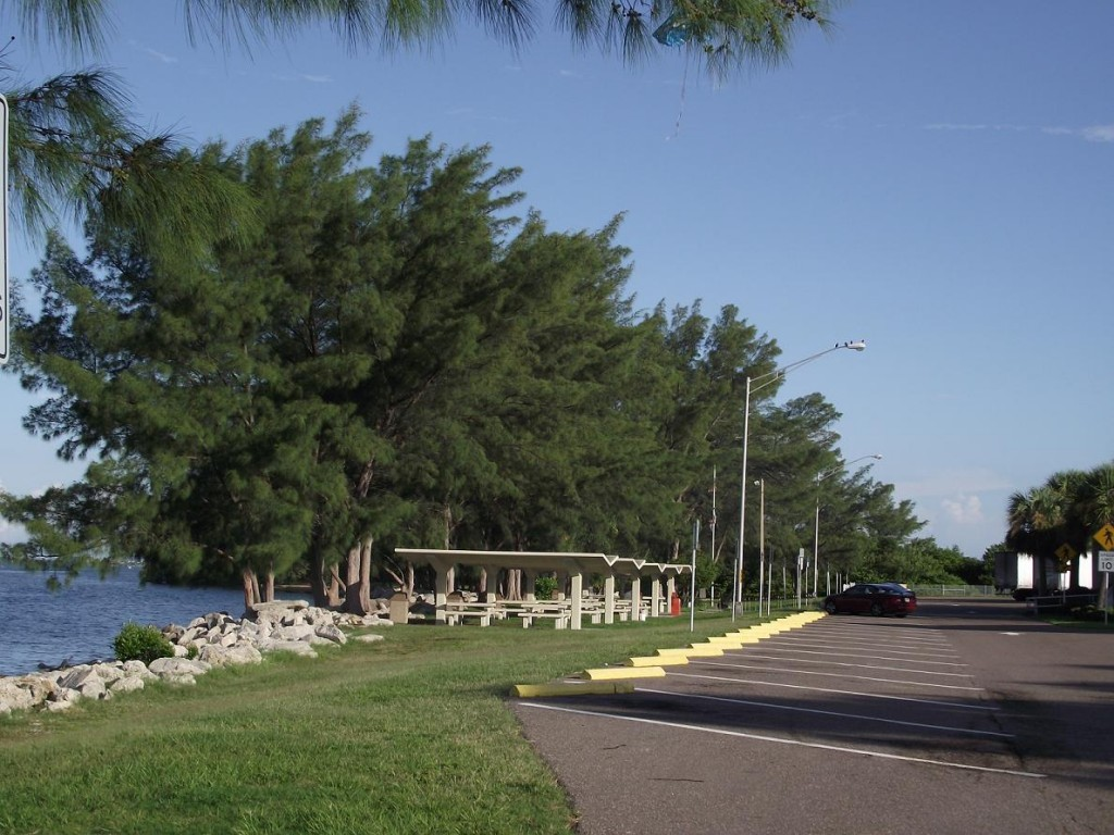 Skyway Trail - North Sunshine Skyway Rest Area