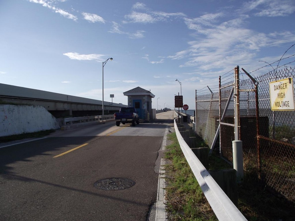 Skyway Trail - North Skyway Fishing Pier