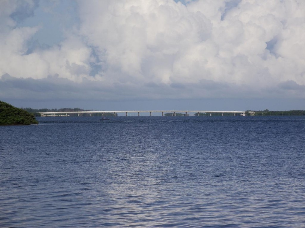 Skyway Trail - Fort DeSoto Bridge