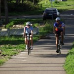 Skyway Trail - Cyclists