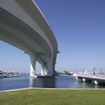 Clearwater Memorial Causeway Bridge - North Side
