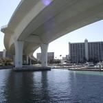 Clearwater Memorial Causeway Bridge - South Side
