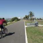 Clearwater East-West Trail - Trail Rider