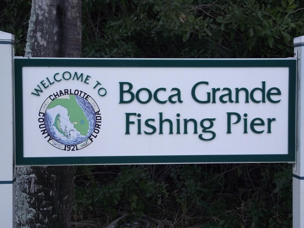 Boca Grande Bike Path - Boca Grande Fishing Pier