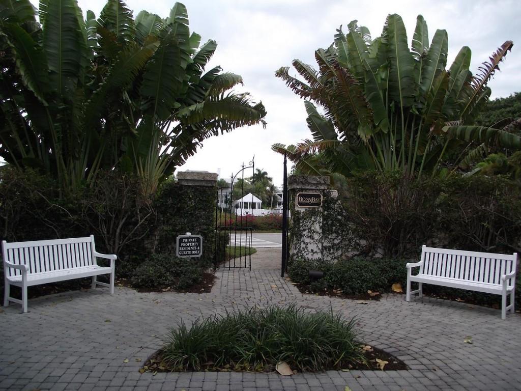 Boca Grande Bike Path - View of Boca Bay