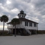 Boca Grande Bike Path - Port Boca Grande Light