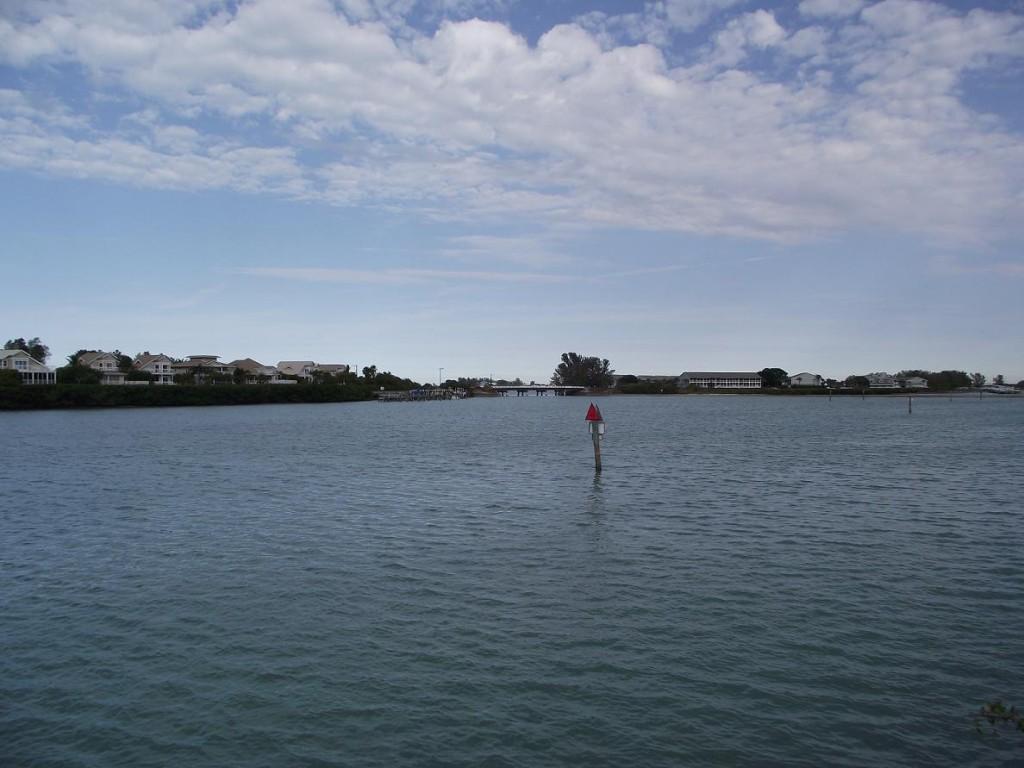 Boca Grande Bike Path - Boca Grande Fishing Pier Looking North