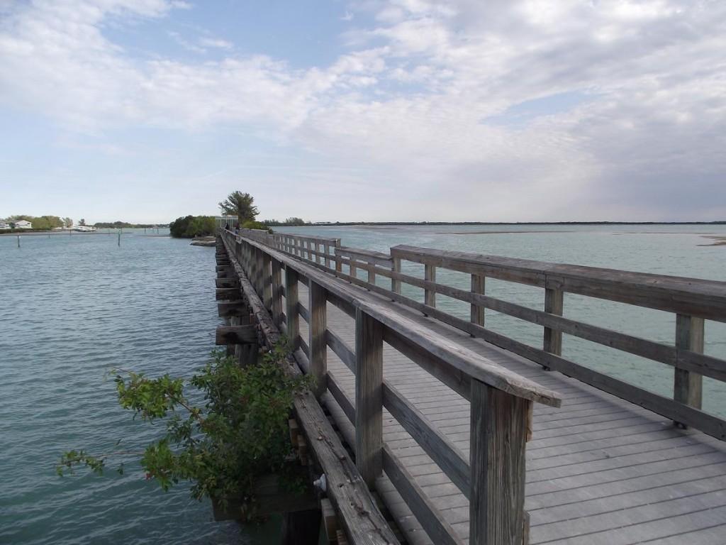 Boca Grande Bike Path - Boca Grande Fishing Pier