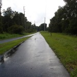 Nature Coast State Trail - Trail Merge to Cross City