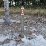 Nature Coast State Trail - Mile Marker 0
