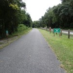 Nature Coast State Trail - Rest Area