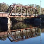 Nature Coast State Trail - Suwannee River Bridge Clear Shot