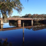 Nature Coast State Trail - Suwannee River Bridge Long View