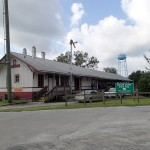 Nature Coast State Trail - Trenton Railroad Depot