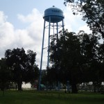 Nature Coast State Trail - Trenton Water Tower