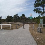 Cape Haze Pioneer Trail - Brigg Trailhead