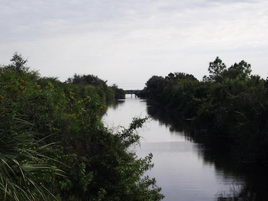 Cape Haze Pioneer Trail - Canal