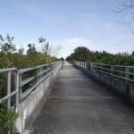 Cape Haze Pioneer Trail - Canal Bridge