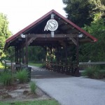 Fort Fraser Trail - Covered Bridge