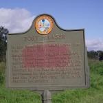 Fort Fraser Trail - Site Marker