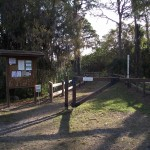 Legacy Trail - McIntosh Road Trailhead