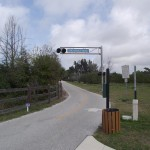 Legacy Trail - Southern Terminus