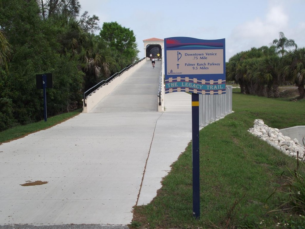 Legacy Trail - U.S. Highway 41 Overpass