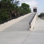 Legacy Trail - Another View of U.S. Highway 41 Overpass