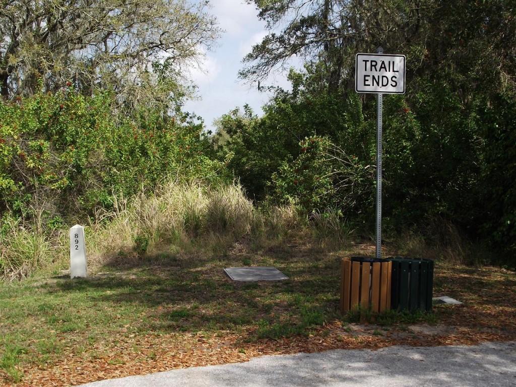 Legacy Trail - Northern Terminus