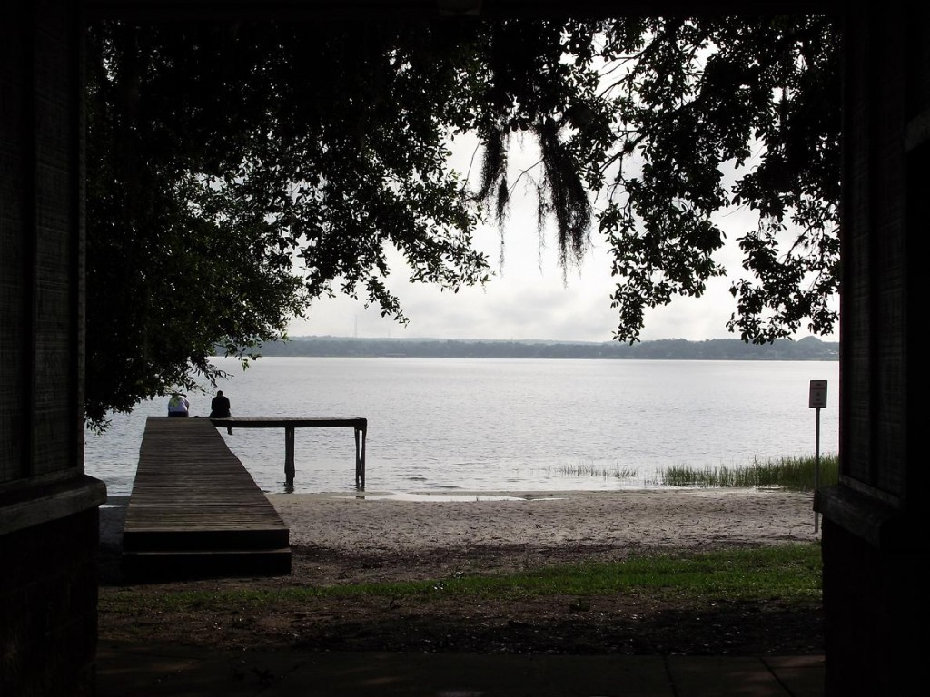 Lake Minneola Scenic Trail - View of Lake Minneola
