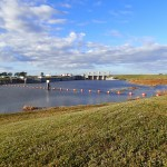 LOST - View of Port Mayaca Lock and Dam