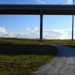 LOST US Highway 441-98 Overpass Looking East