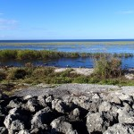 LOST - Looking West over Lake Okeechobee